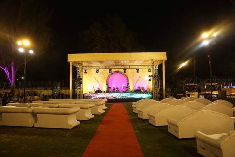 SGM Gardens: The Destination for Glorious Marriage Celebrations