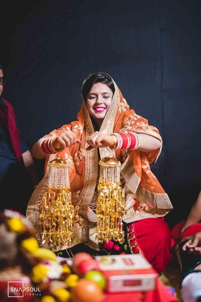 Kaleera ceremony.