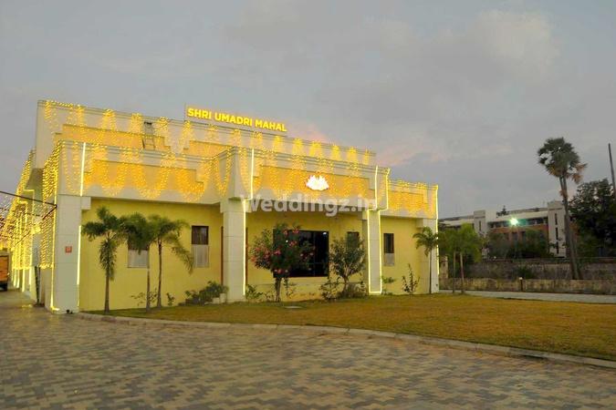 Shri Umadri Mahal Sholinganallur Chennai - Banquet Hall