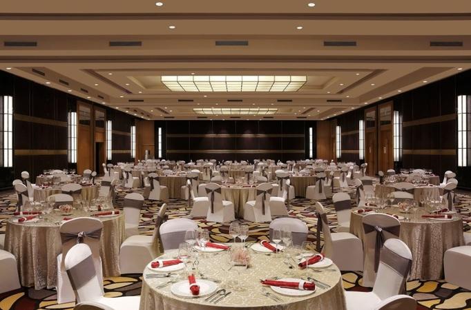 Crowne Plaza Sitapura Jaipur - Banquet Hall
