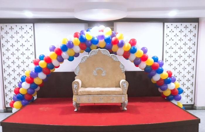 Chaudhary Guest House R J Puram Gwalior - Banquet Hall