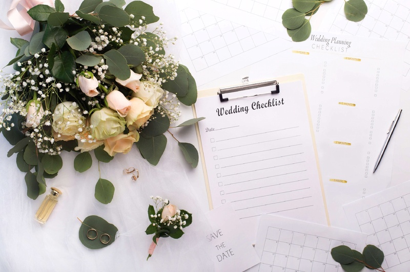 The New Wedding Checklist