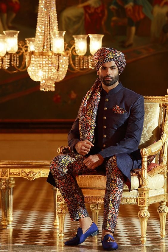20 Wedding Dresses For Men In India Which Are Totally In Now