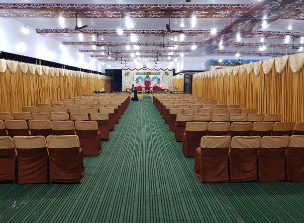 Qamar Function Hall Humayun Nagar Hyderabad - Mantapa / Convention Hall