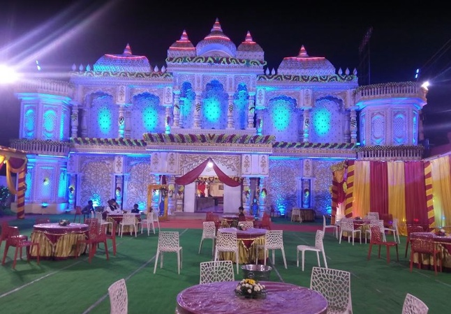 Green Heritage Marriage Hall Danapur Patna - Banquet Hall