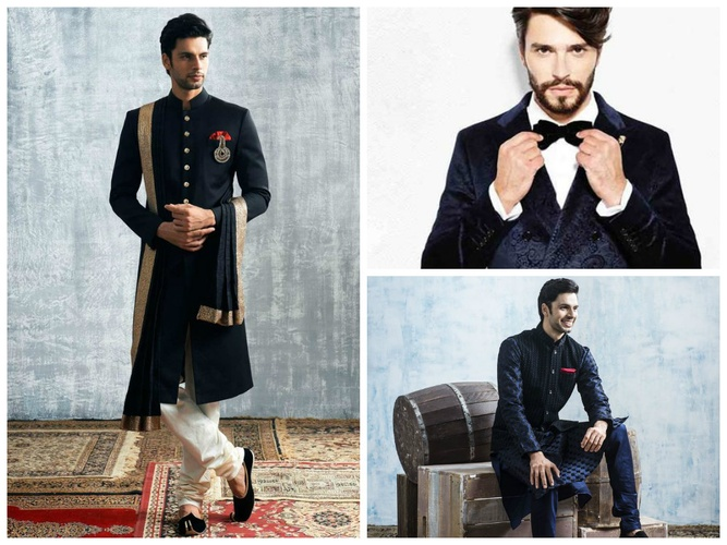 for Wedding Suits and Sherwani for Men