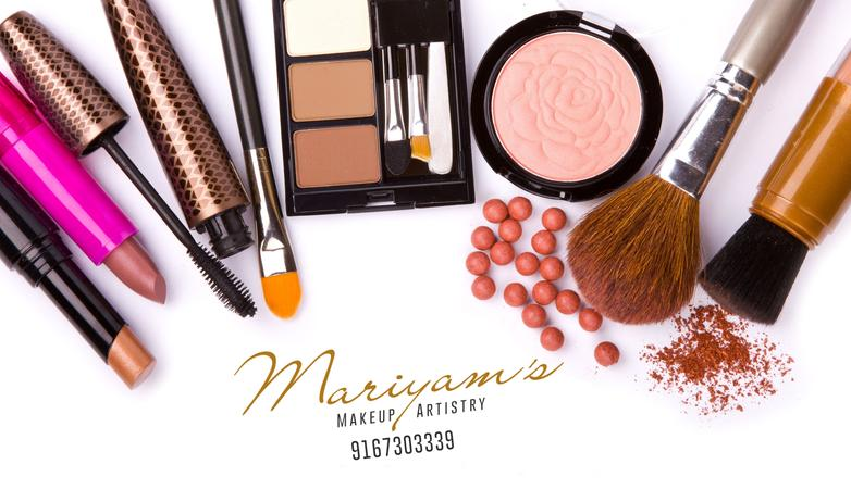 Mariyam's Makeup Artistry   Mumbai   Makeup Artists