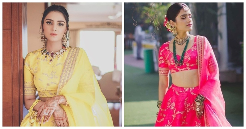 10 Brides who Pulled off the Minimal Look Effortlessly!