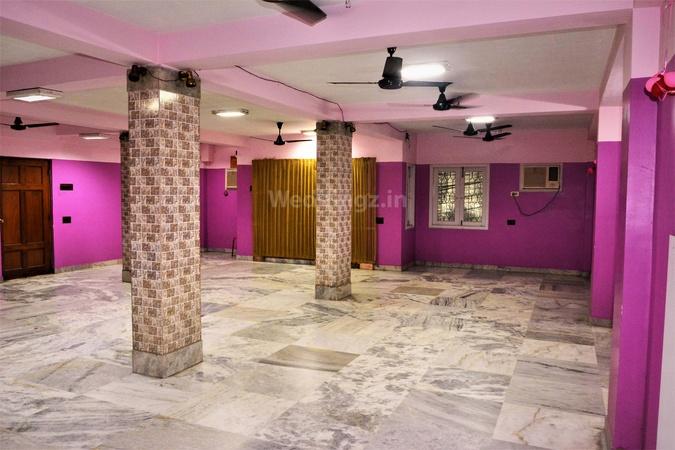 B K Saha House Behala Kolkata - Banquet Hall