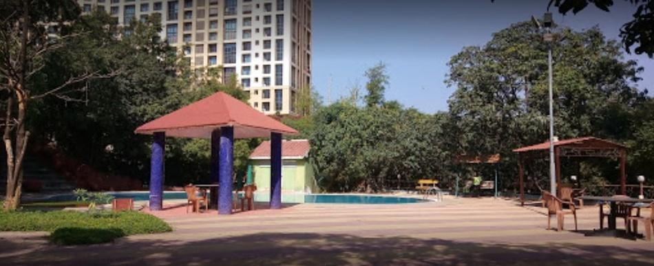 Saina Resort Malad West Mumbai - Banquet Hall