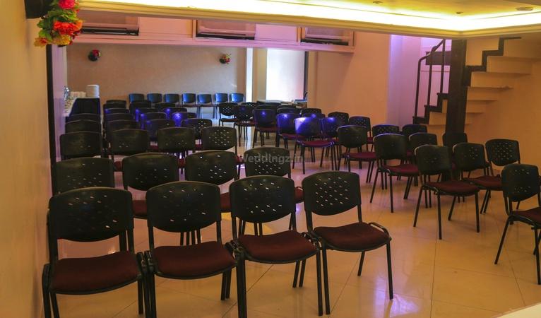 a photo of Sangam Hall