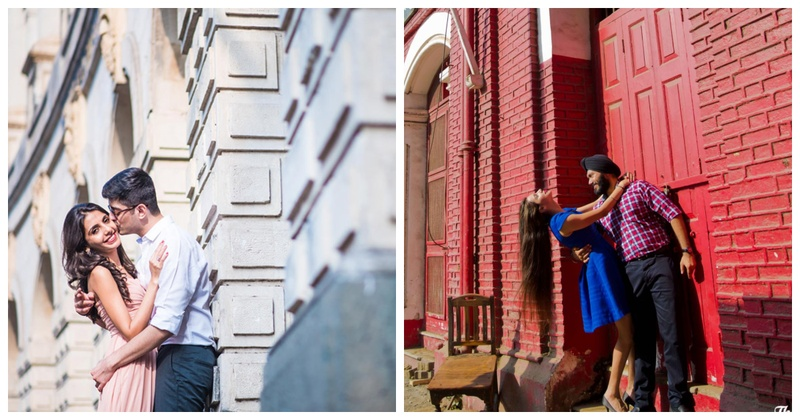 10 Offbeat Locations in Mumbai that are Perfect for your Pre-Wedding Shoot!