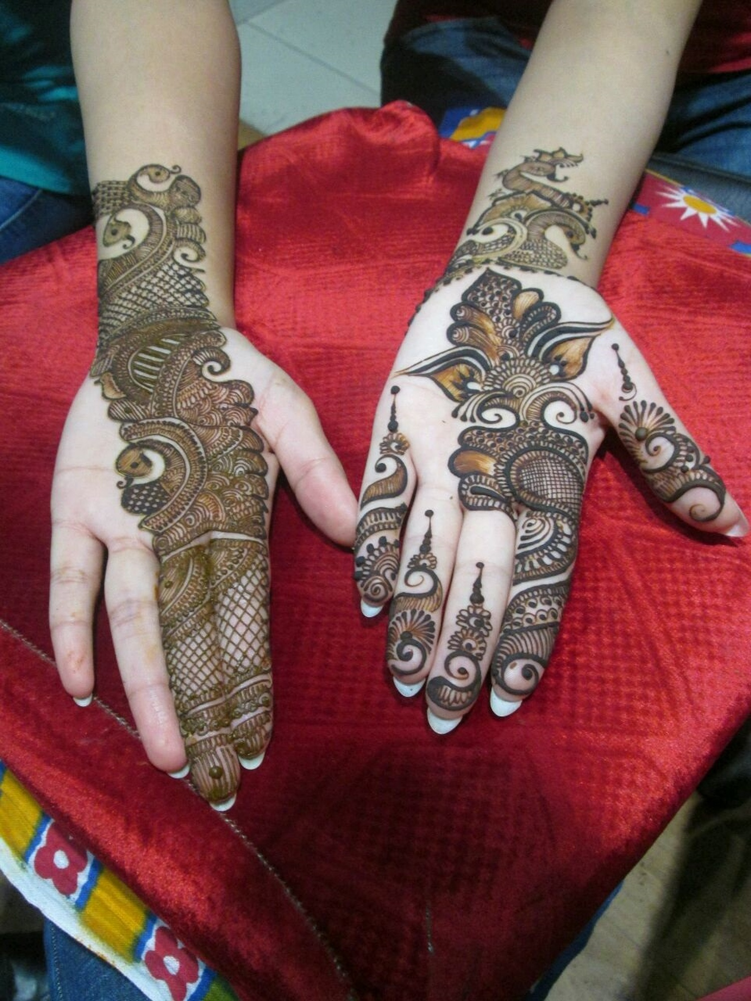 ravi mehendi arts bridal mehndi artist in andheri east