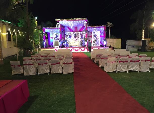 Radhe Krishna Vatika Titardi Udaipur - Wedding Lawn
