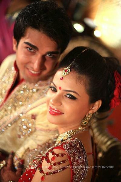 Wedding photography captured by Alif Studio