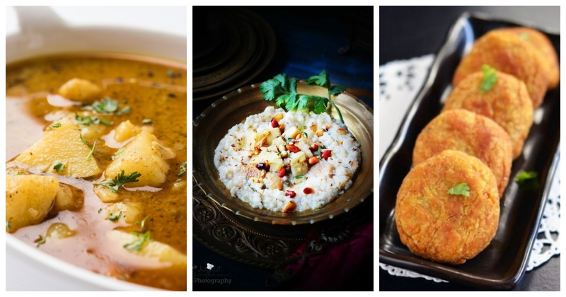 5 Healthy Fasting Recipes you can Cook this Navratri