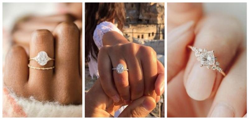 10 Engagement Rings to Save during Quarantining