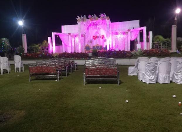Manisha Lawn Kalmana Nagpur - Wedding Lawn