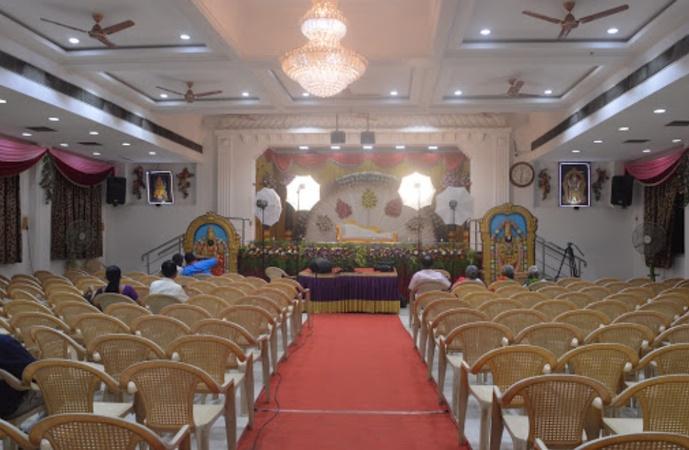 Sengundhar Mahal  Vadapalani Chennai - Banquet Hall