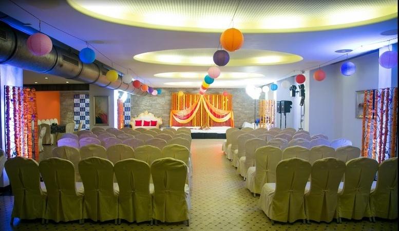 Sai Palace Andheri East Mumbai - Banquet Hall