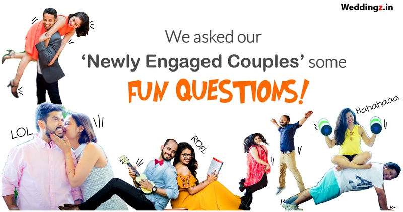 100 engaged couples answered some fun questions about their marriage & their replies will tear you up! #100brides100dreams