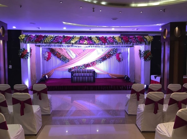 Hotel Ravisha Continental Civil Lines Prayagraj - Banquet Hall