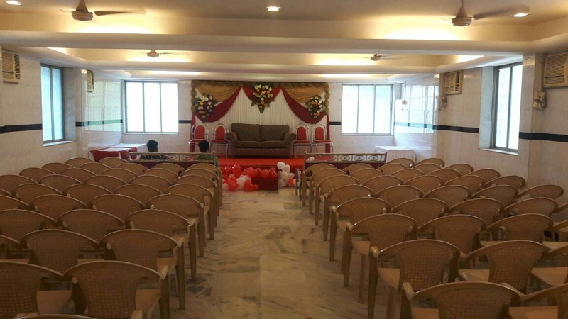 Chatwani Baug Vile Parle East Mumbai - Banquet Hall