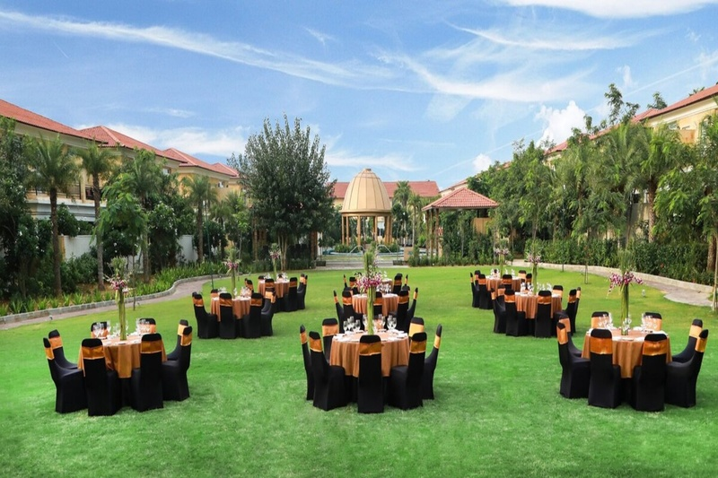 Wedding Lawns in Electronic City, Bangalore for a Glamorous Outdoor Festivity