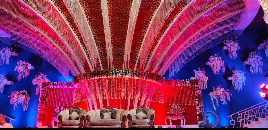 Polo Farm The Venetian Pushpanjali Delhi - Banquet Hall