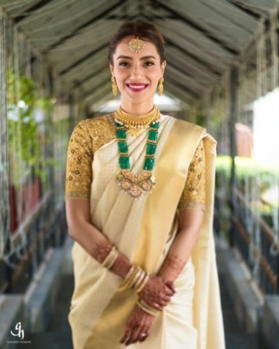 Maggam Work Blouse Designs On Pattu Sarees Blog