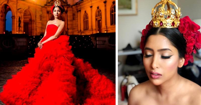 Multi-millionaire Indian Heiress - Shriya Bhupal had the dreamiest pre-wedding festivities in France!