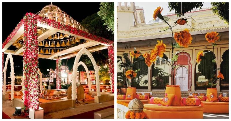 Andevi Weddings- Where Traditional Decor Meets Modern Ideas!
