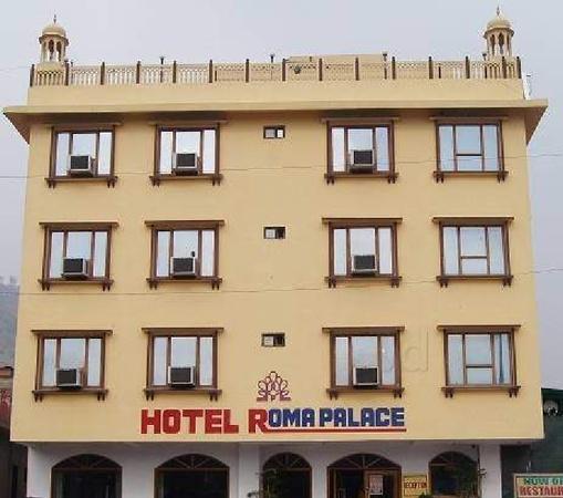 Hotel Roma Palace Amer Road Jaipur - Banquet Hall