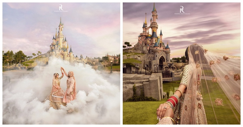 Fairytale Wedding Alert – Varun and Anisha's Disneyland Extravaganza