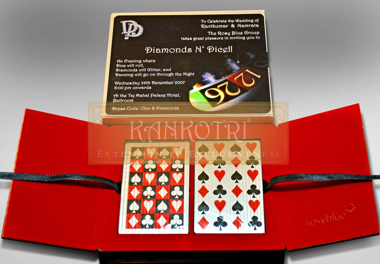 Kankotri invites wedding invitation card in mumbai weddingz overview stopboris Choice Image