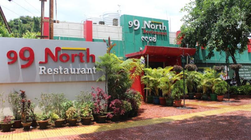 99 North Restaurant Patia Bhubaneswar - Banquet Hall