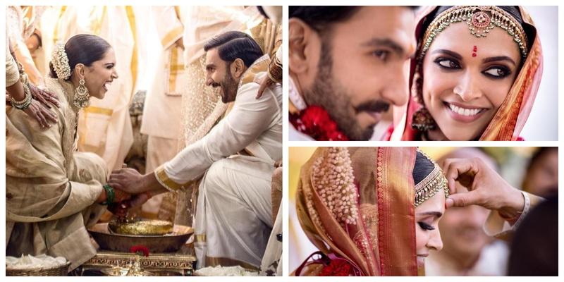 Deepika Padukone & Ranveer Singh's Konkani Wedding Ceremony pictures will literally melt your heart!