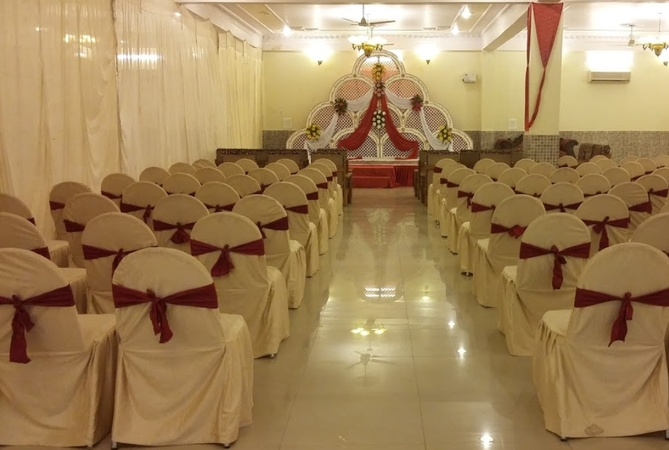 M D Palace Kursi Road Lucknow - Banquet Hall