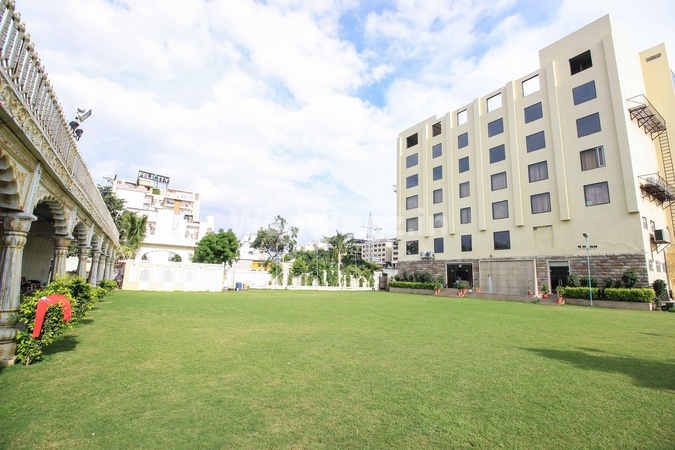 Hotel Royal Akshayam New Sanganer Road Jaipur - Banquet Hall