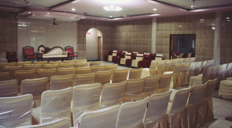 Wedding Resort Barchapari Guwahati - Banquet Hall