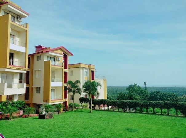 Ocean View The Apartment Vasco-da-gama Goa - Banquet Hall