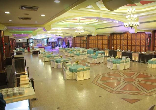 Rajwada Palace GT Karnal Road Industrial Area Delhi - Banquet Hall
