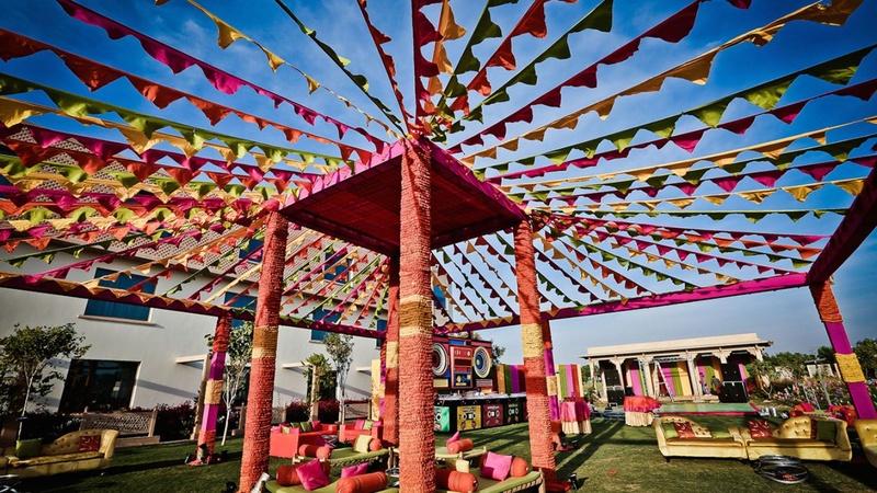 Outdoor Wedding Venues in Bikaner where you can Plan a Lavish Wedding