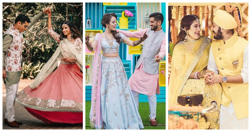 10 grooms who have set the bar high for mehendi outfits!