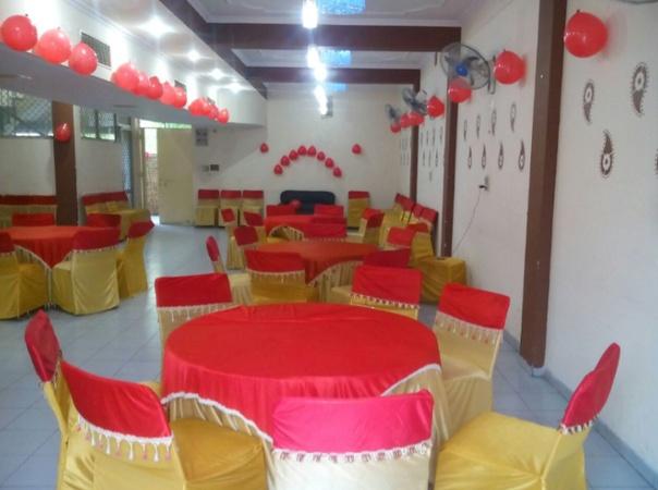 Hotel Mini Mahal Malviya Nagar Jaipur - Banquet Hall