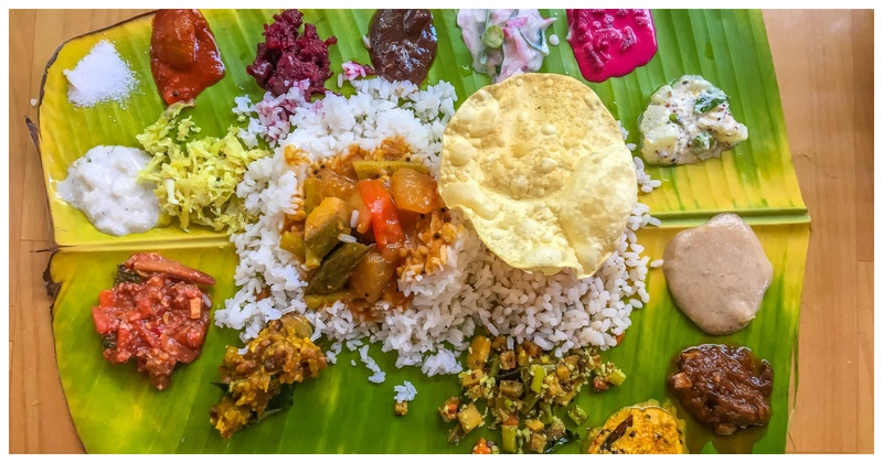 Kerala Wedding Sadhya: A Sumptuous and an Elaborate Feast of Sorts