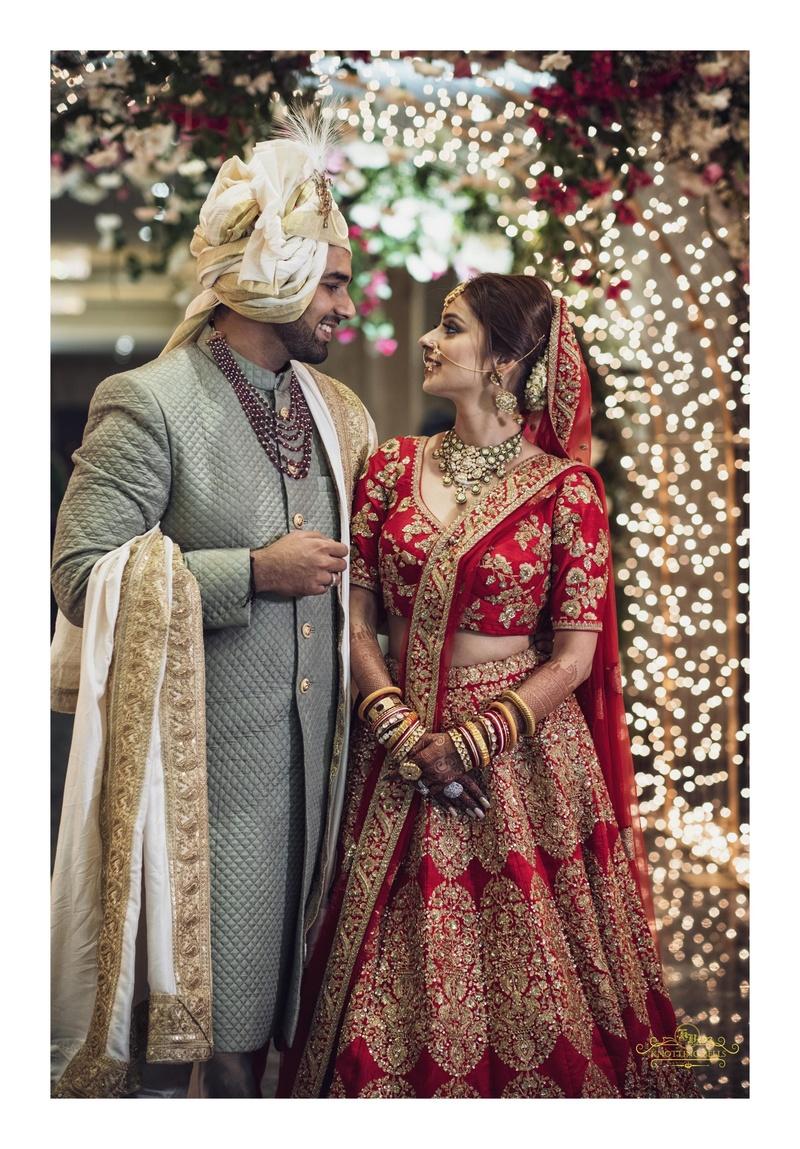 Deepali and Shainal's South Mumbai NSCI Wedding