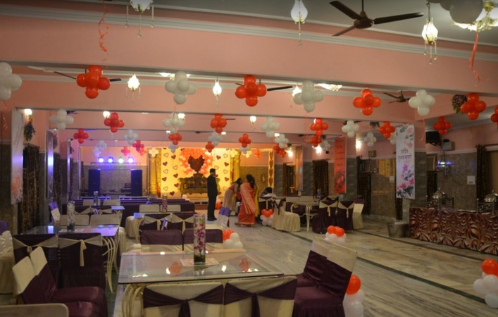 Madhubhan Marriage Hall Mahanagar Lucknow - Banquet Hall