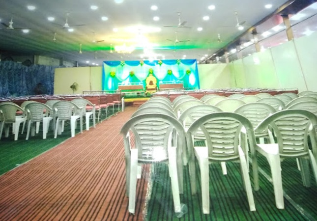 Ruby Gardens Hyderguda Hyderabad - Banquet Hall