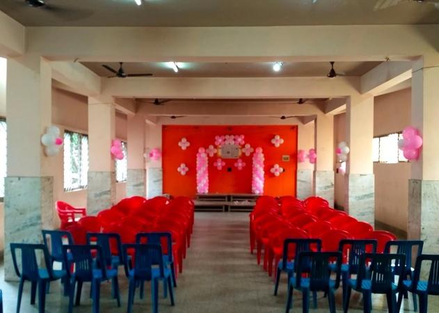 Swathishree Party Hall Malleshwaram Bangalore - Banquet Hall